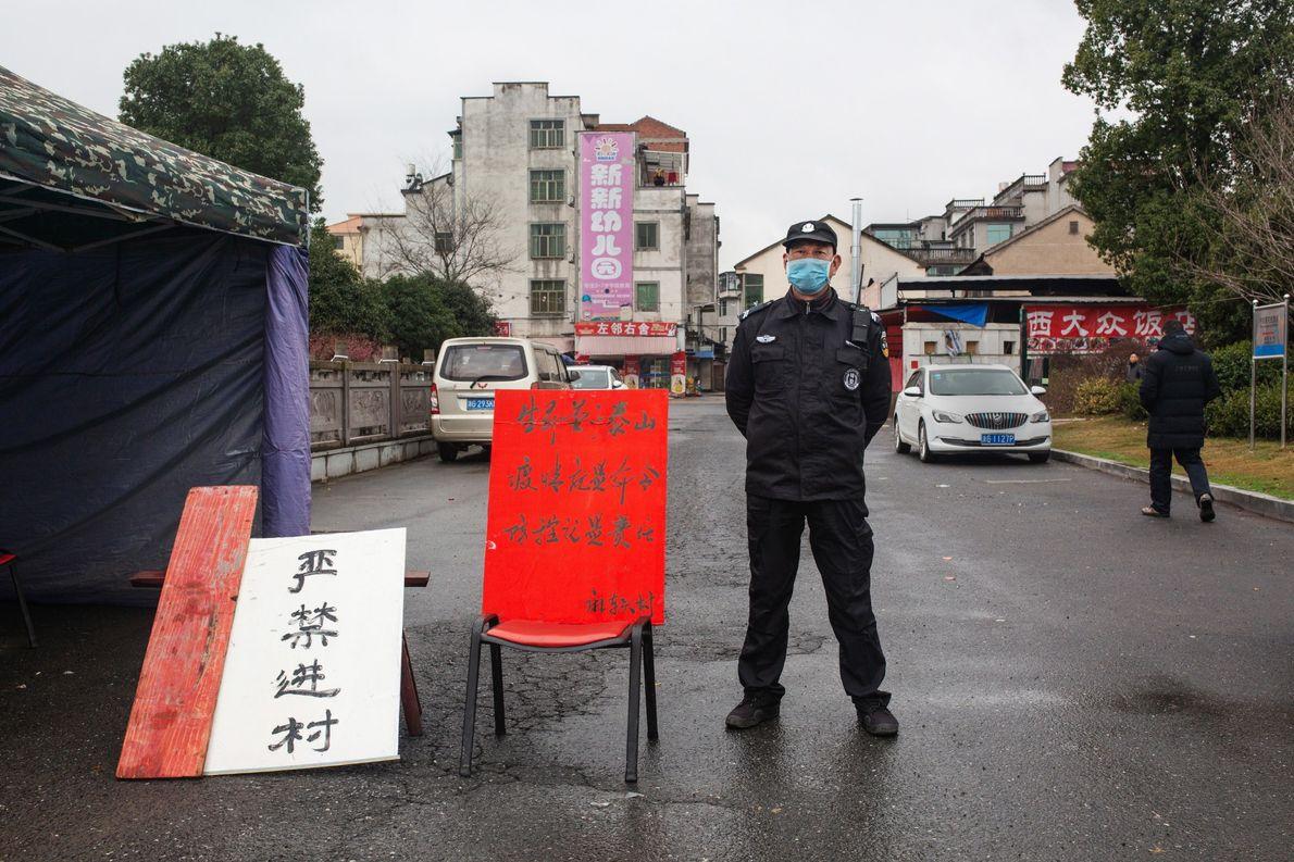 El coronavirus ha paralizado la «capital del hardware» de China