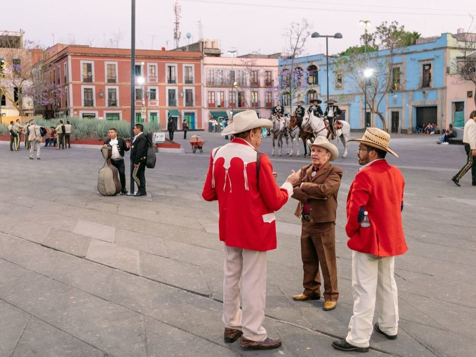 Cómo los mariachis le hacen frente a la pandemia en Ciudad de México