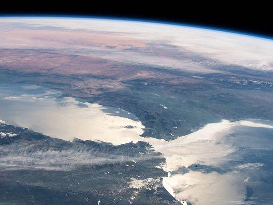 El Mediterráneo estuvo a punto de secarse, pero una megainundación lo revivió