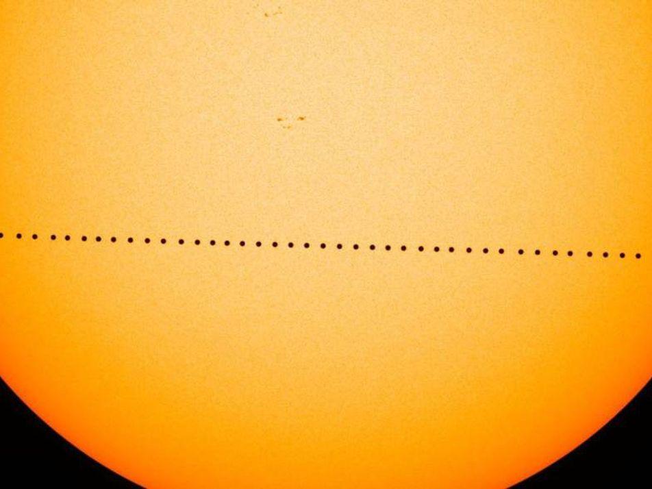No te pierdas el raro tránsito de Mercurio