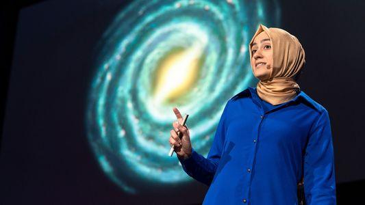 Conoce a la mujer que descubrió un nuevo tipo de galaxia