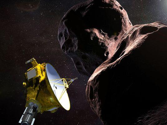 New Horizons completa el sobrevuelo de Ultima Thule, el objeto más distante explorado por humanos