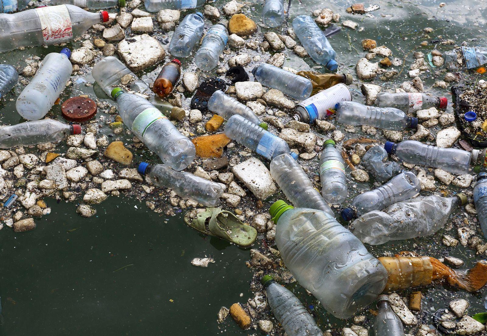 El plástico se ha triplicado en el Atlántico Norte desde los años 60