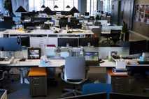 Foto de una oficina de Seattle