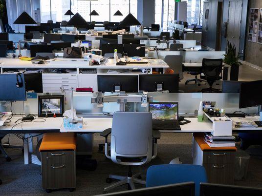 ¿Desaparecerán las oficinas de planta abierta? Así se replantean los expertos el diseño del lugar de ...