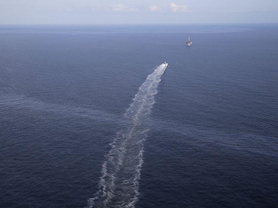 Los deslizamientos de tierra submarinos plantean nuevos peligros en el golfo de México