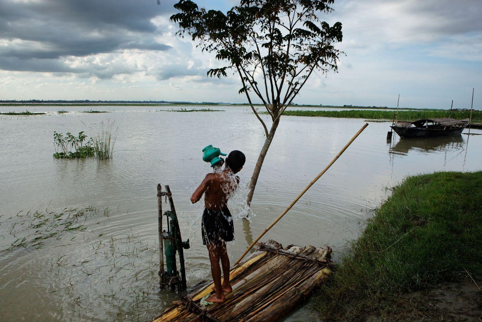 Río Bramaputra