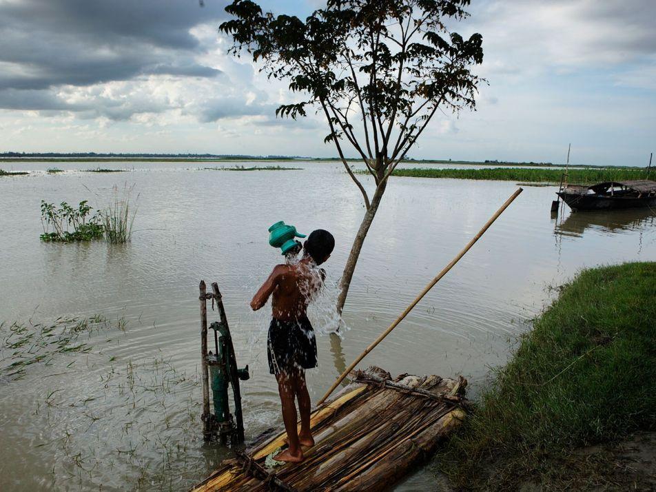 La mayoría de los ríos del mundo están inundados de antibióticos