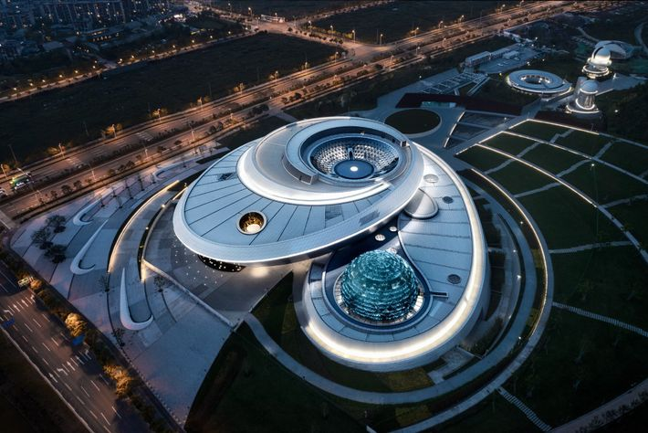Museo Astronómico de Shanghái