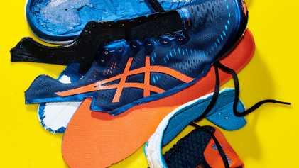 Nuestro calzado se fabrica con plástico. ¿Por qué?