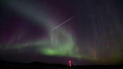 Un asteroide, lluvias de meteoros y otros fenómenos astronómicos de noviembre