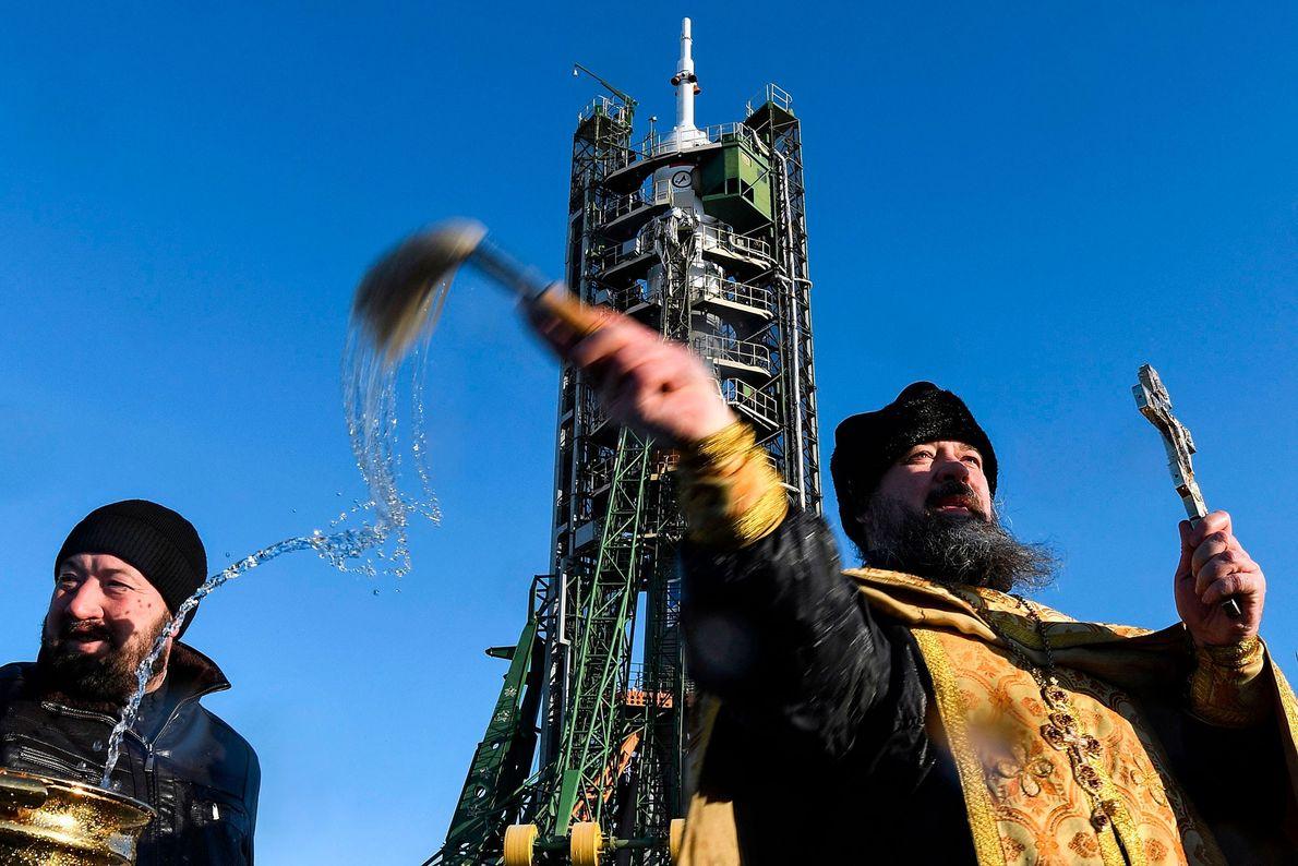 Cosmódromo de Baikonur