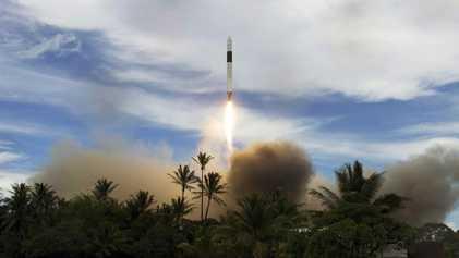 Estas imágenes ilustran una década de logros de SpaceX