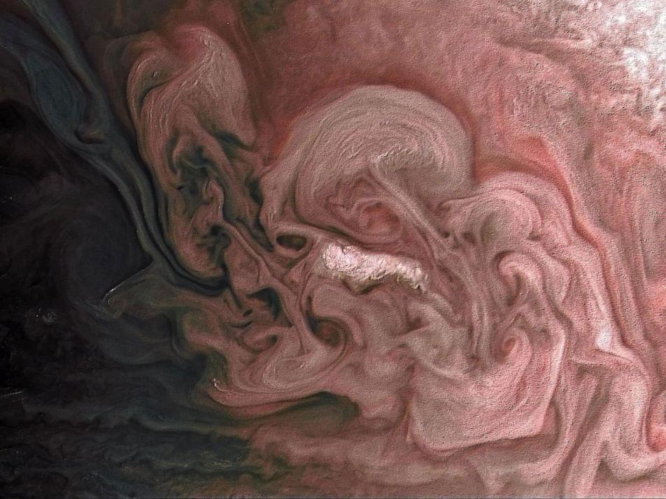 Las tormentas del sistema solar