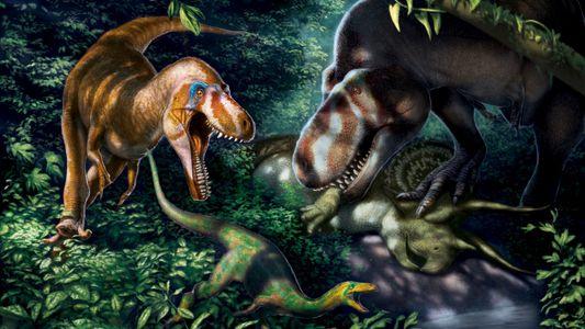 Estos dinosaurios depredadores eran en realidad T. rex adolescentes