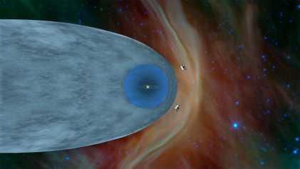 La sonda Voyager 2 revela que el espacio interestelar es aún más extraño de lo previsto