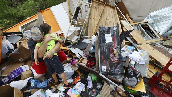 ¿Qué ocurre cuando se produce un desastre natural durante una pandemia?