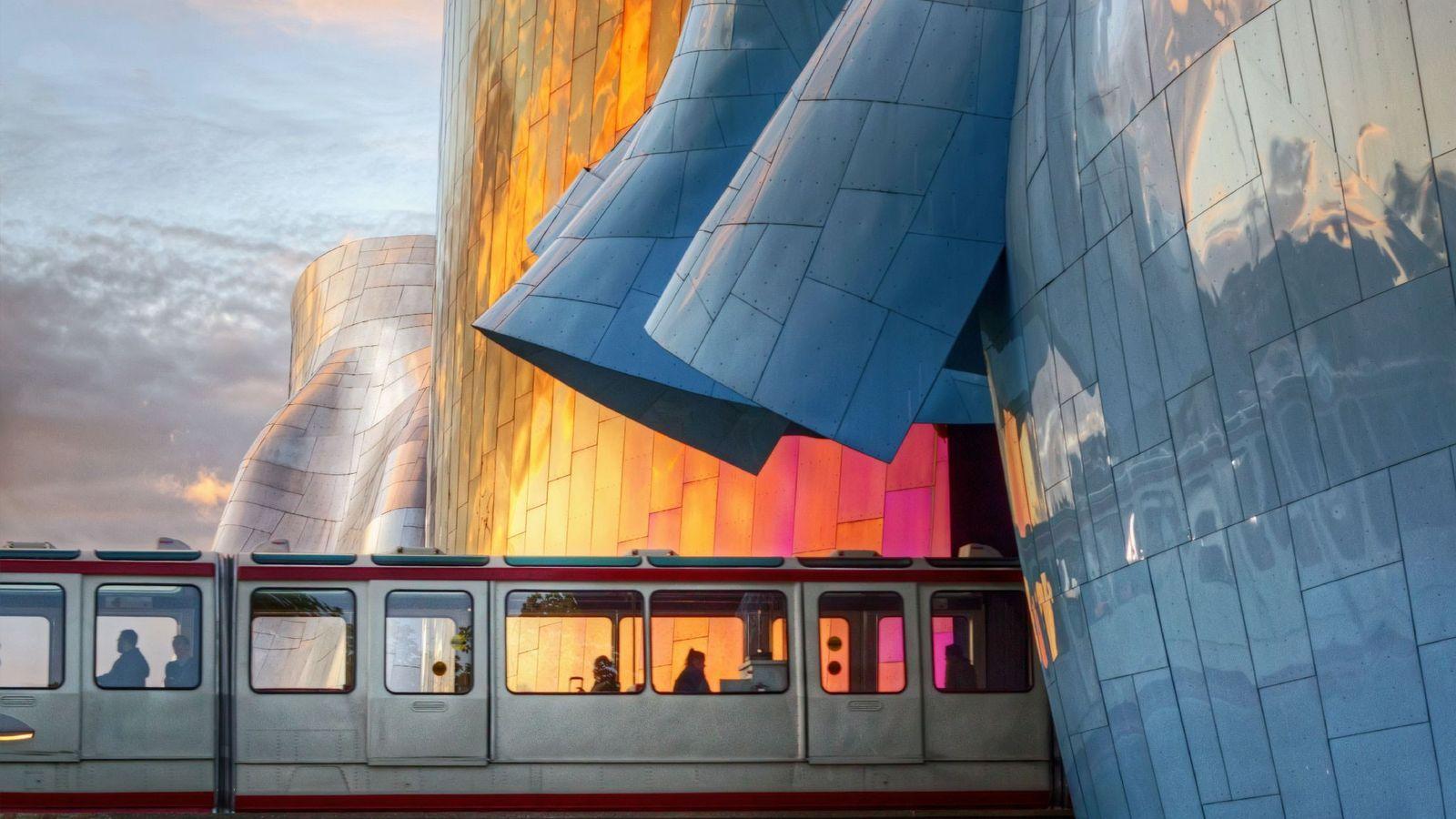 El monorail de Seattle