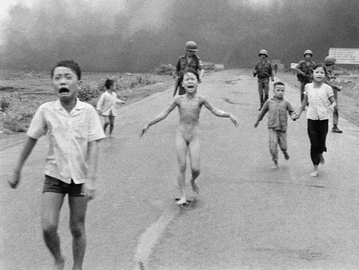 Tragedia de la guerra de Vietnam
