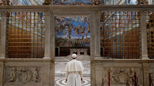 El ascenso del Papa Francisco ha sido documentado en 68.000 fotografías.