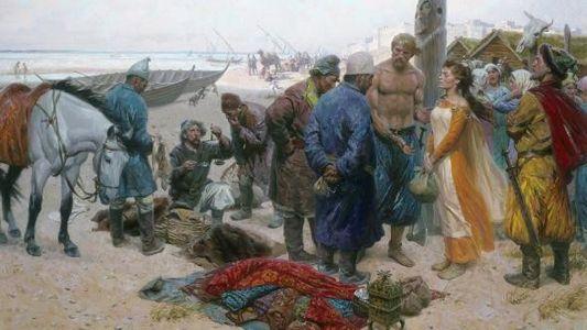 ¿Vikingos más amables? No es cierto, o al menos, eso dicen sus esclavos
