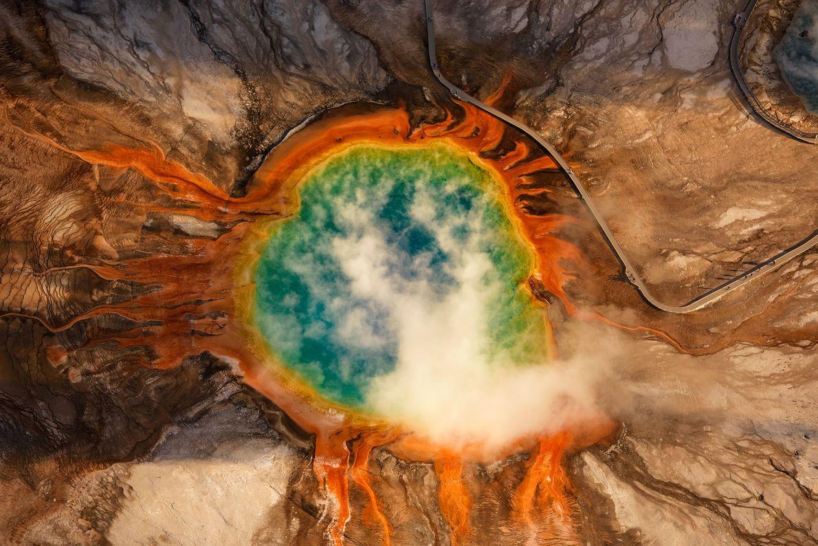 Gran Fuente Prismática