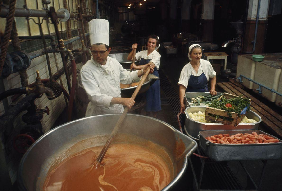 Chef francés