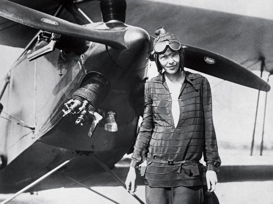 Restos óseos descubiertos en 1940 podrían pertenecer a Amelia Earhart