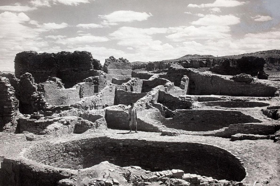 Cañón del Chaco, Nuevo México