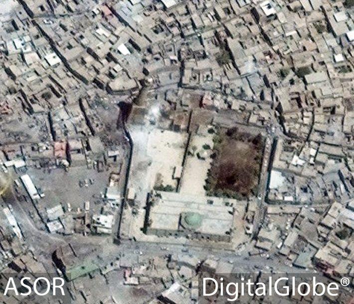 Mezquita de al-Nuri