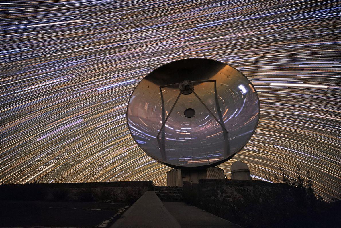 Telescopio submilimétrico Sueco-ESO