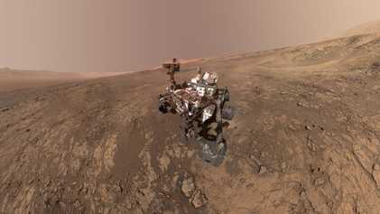 El futuro de la humanidad está en Marte