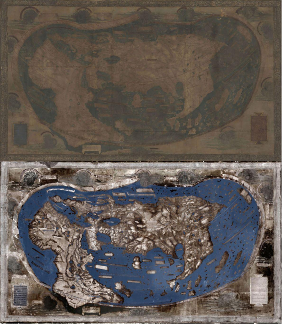 Texto del mapa de Martelo
