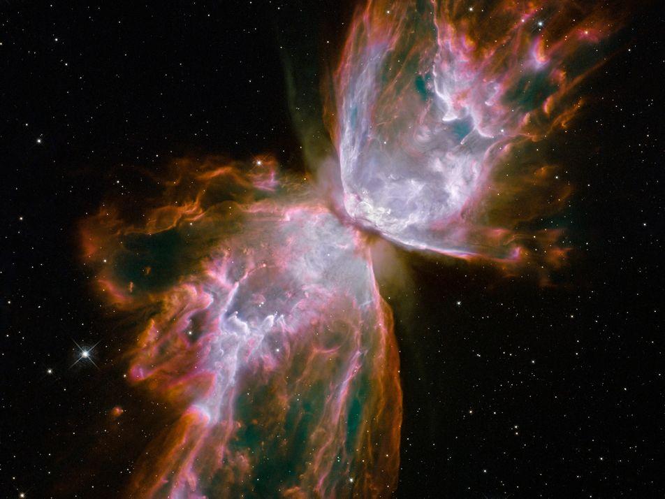 Imágenes del telescopio espacial Hubble
