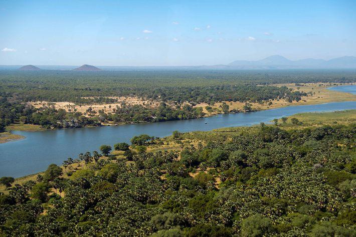 Parque nacional de Liwonde