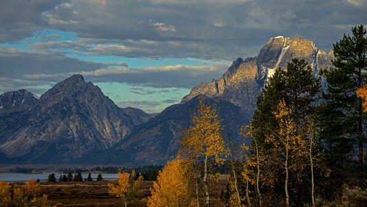 Los parques nacionales de EE.UU. en otoño