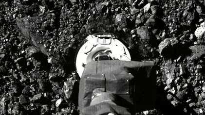 La OSIRIS-REx consigue proteger las muestras del asteroide Bennu tras una fuga