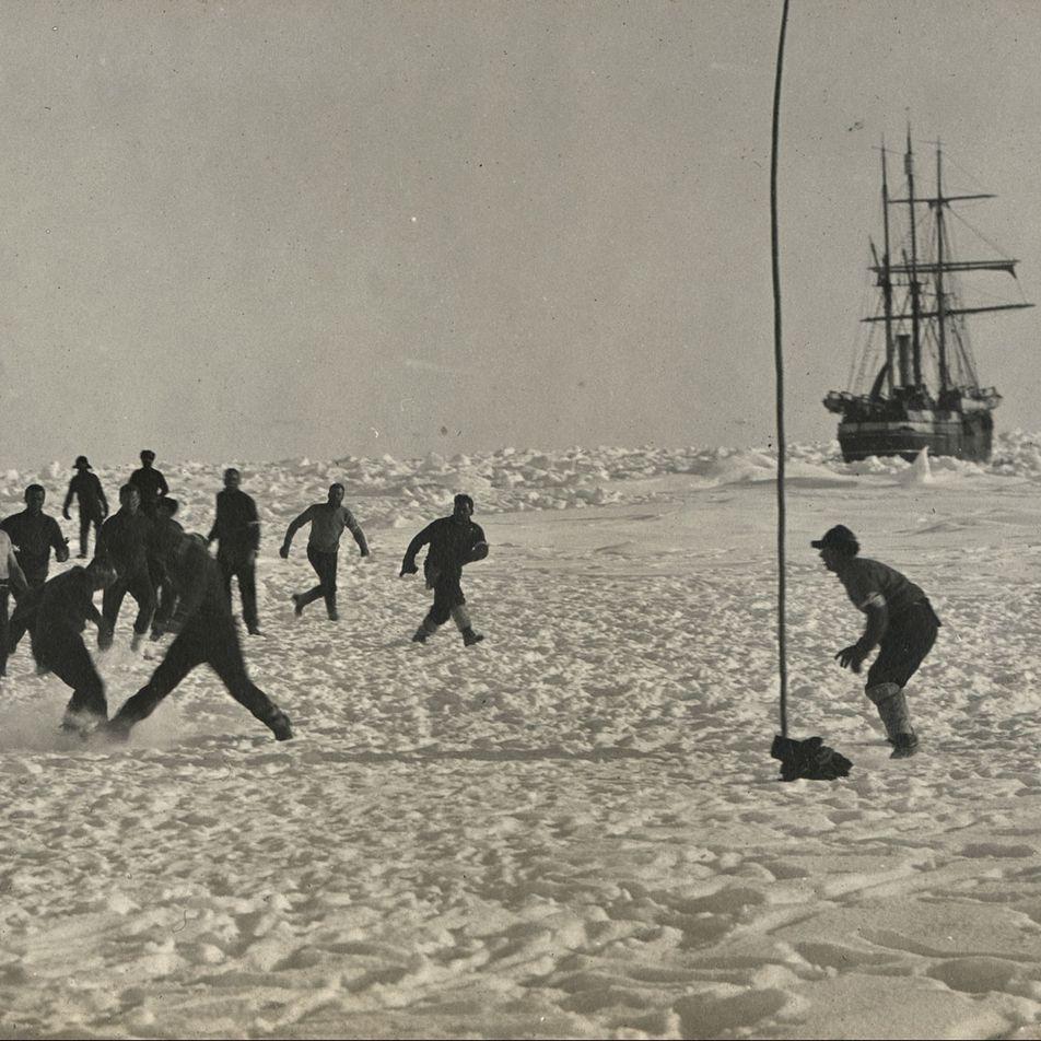 Así sobrevivieron los exploradores polares a meses de aislamiento