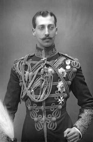 Príncipe Alberto Víctor
