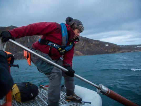 Una peligrosa expedición al Ártico por la ciencia