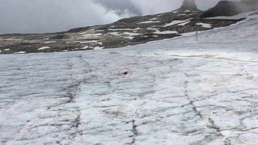 Los restos de una pareja hallados en los Alpes suizos tras 75 años desaparecidos