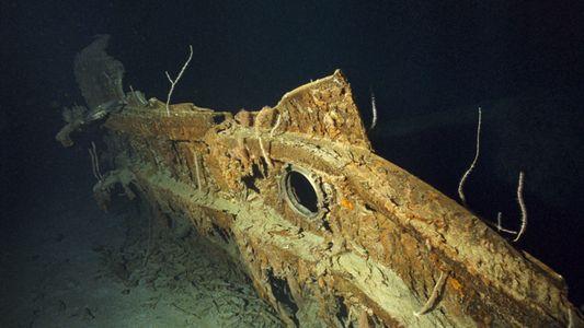 El hundimiento del Titanic en fotografías