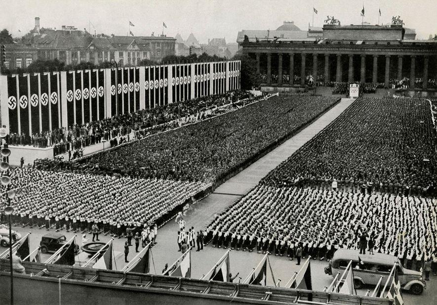 Olimpiadas de Berlín de 1936