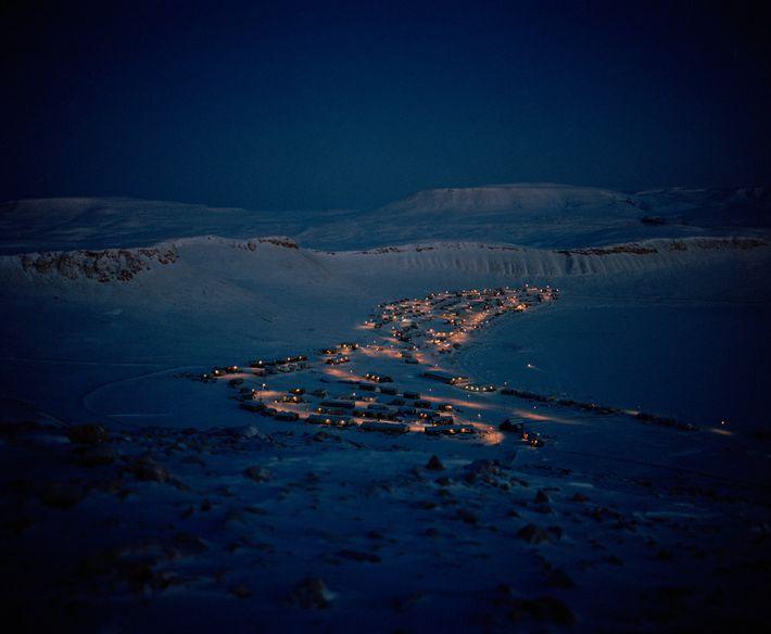 Bahía del Ártico