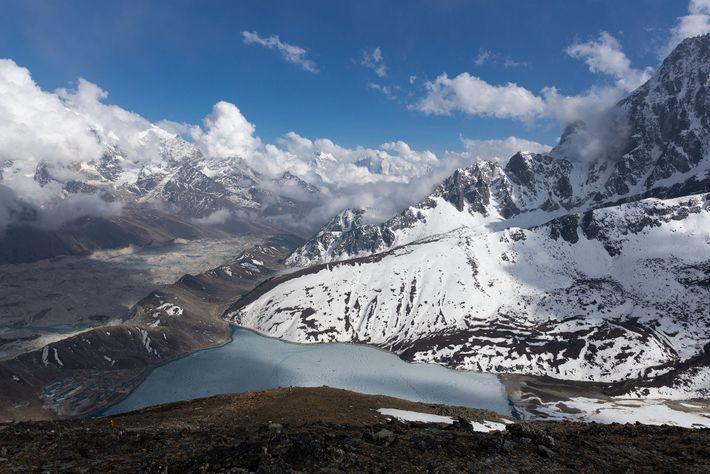 Glaciar Ngozumpa