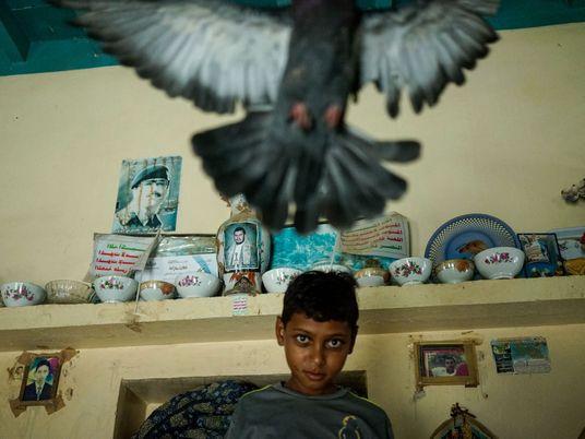 Imágenes de la guerra del Yemen