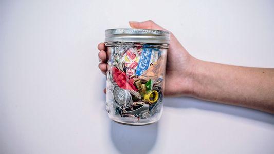Zero Waste: estas personas solo producen un tarro de residuos al año