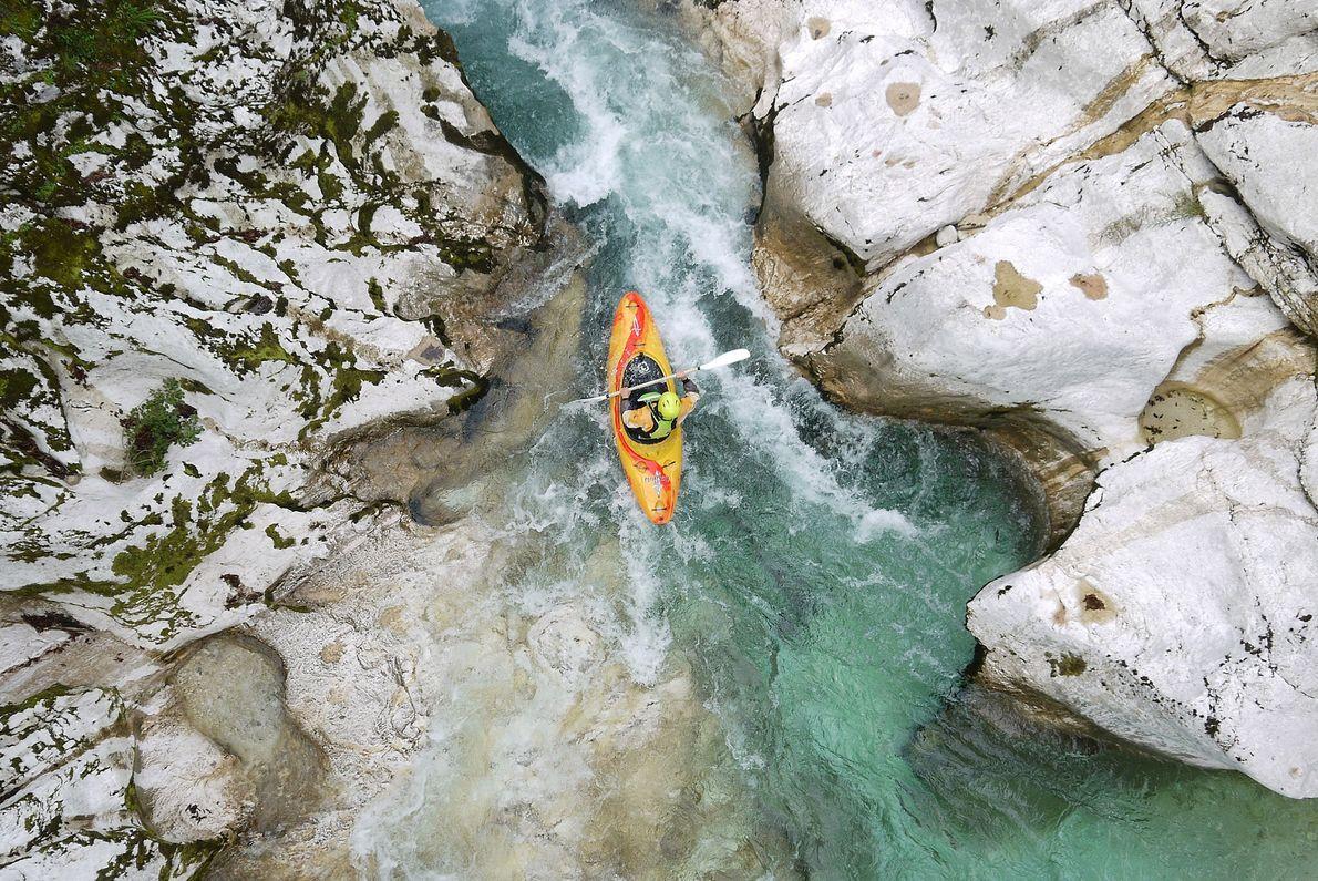 Río Soča