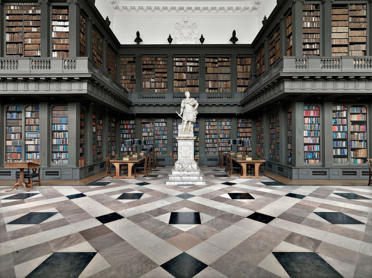 Biblioteca Codrington, Oxford, Inglaterra