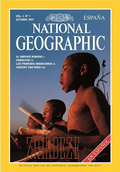 Revista National Geographic España, número de 1997.